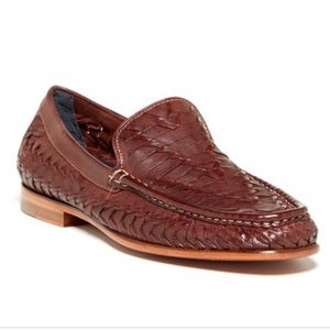 Cole Haan Venitian Leather Air Tremont Loafers 11